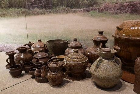 民族工艺土家族土陶陶罐