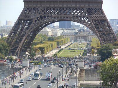 塔、巴黎、埃菲尔铁塔