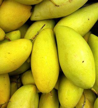 芒果、水果、新鲜