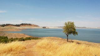 福尔瑟姆湖水库风景