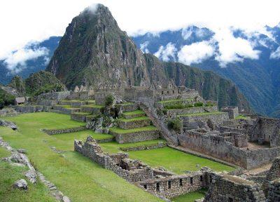 马丘比丘、秘鲁、印加