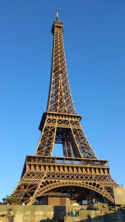 埃菲尔铁塔、巴黎、法国