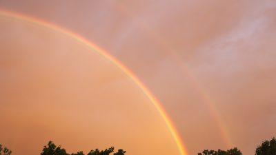 双彩虹、彩虹