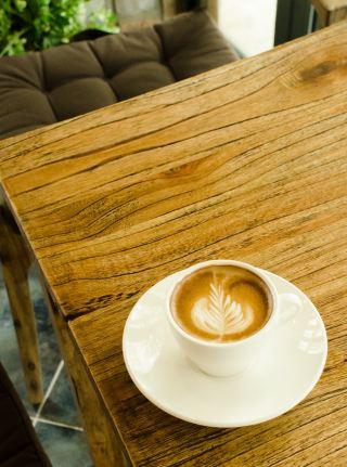咖啡厅、咖啡、杯