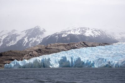 冰川、舌头、水