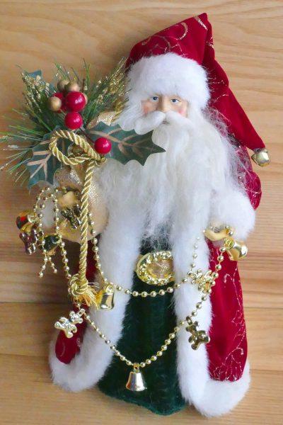 圣诞老人、圣诞节、父亲