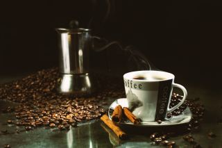 谷物、咖啡、香气