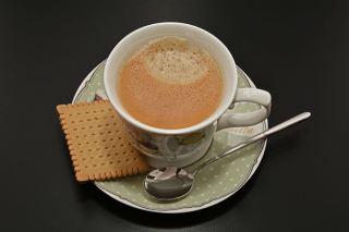 咖啡、咖啡杯、早上好