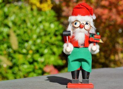 圣诞老人、圣诞主题、圣诞节