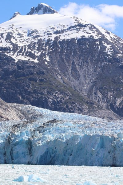 山、冰、冰川