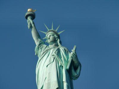 自由女神像、纽约、纪念碑