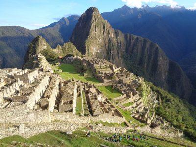 马丘比丘、秘鲁、比丘
