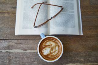 咖啡、杯、饮料