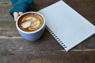 咖啡、喝、咖啡因