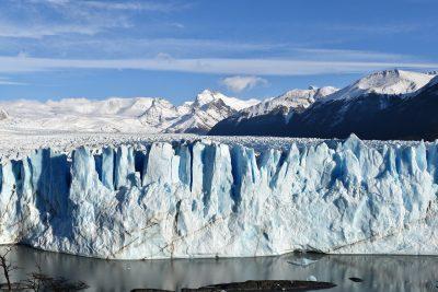 冰川、巴塔哥尼亚、南
