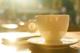 咖啡、咖啡因、杯