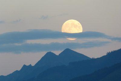 满月、月球、超级月亮