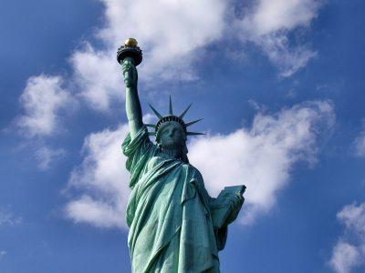 自由女神像、里程碑、关闭