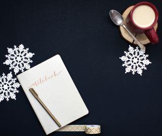 冬天、圣诞节、度假