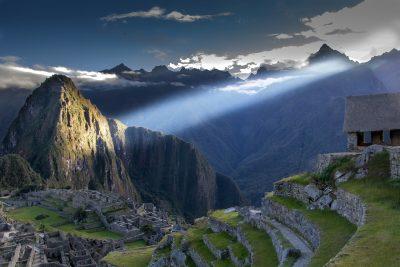 秘鲁、马丘比丘、印加