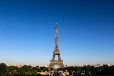巴黎、法国、埃菲尔铁塔