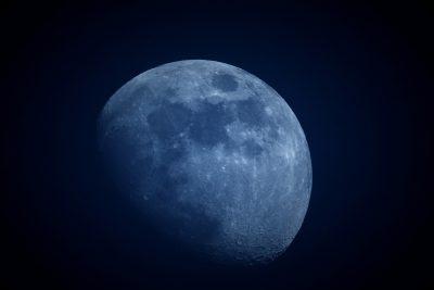 月亮、天文学