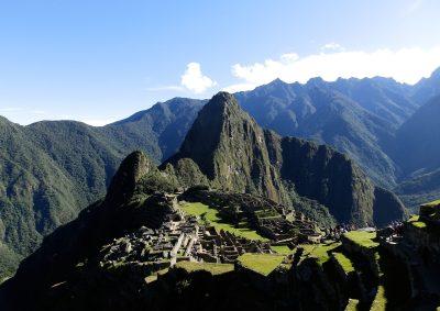 马丘比丘、秘鲁、废墟