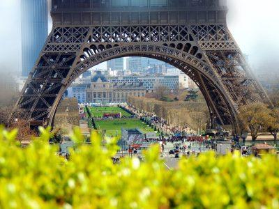 巴黎、埃菲尔铁塔、法国