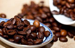 咖啡、咖啡豆、粒咖啡