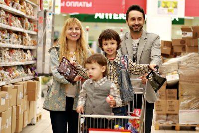 商店、超市、杂货店购物车
