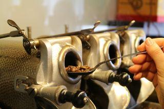 咖啡、铁锈、烤面包