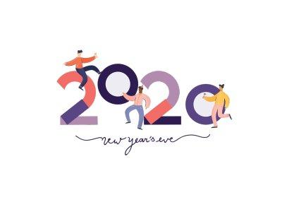 新年快乐、2020、鼠