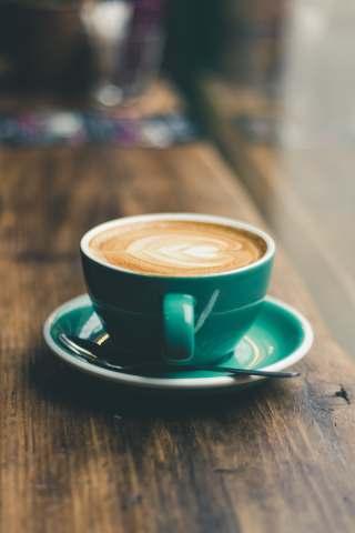 一杯咖啡的图片 3456×5184
