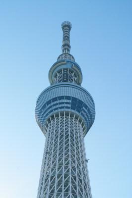 日本东京晴空塔(天空树) 3104×4672