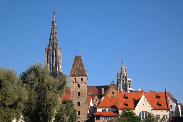 乌尔姆大教堂建筑图片