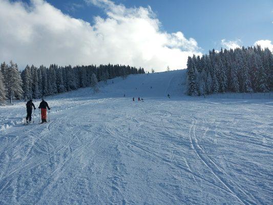滑雪区域、滑雪运行、滑雪
