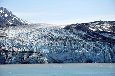 阿拉斯加州、冰川、自然