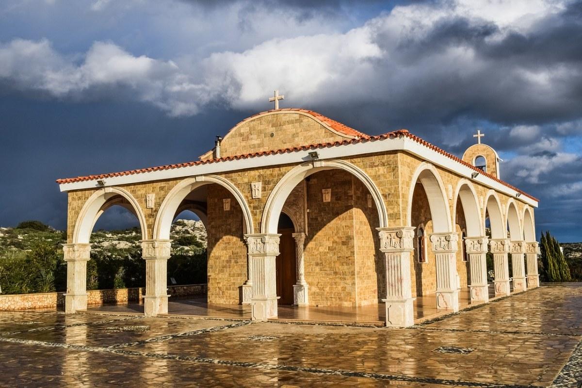 塞浦路斯、阿依、的Ayios、Epifanios