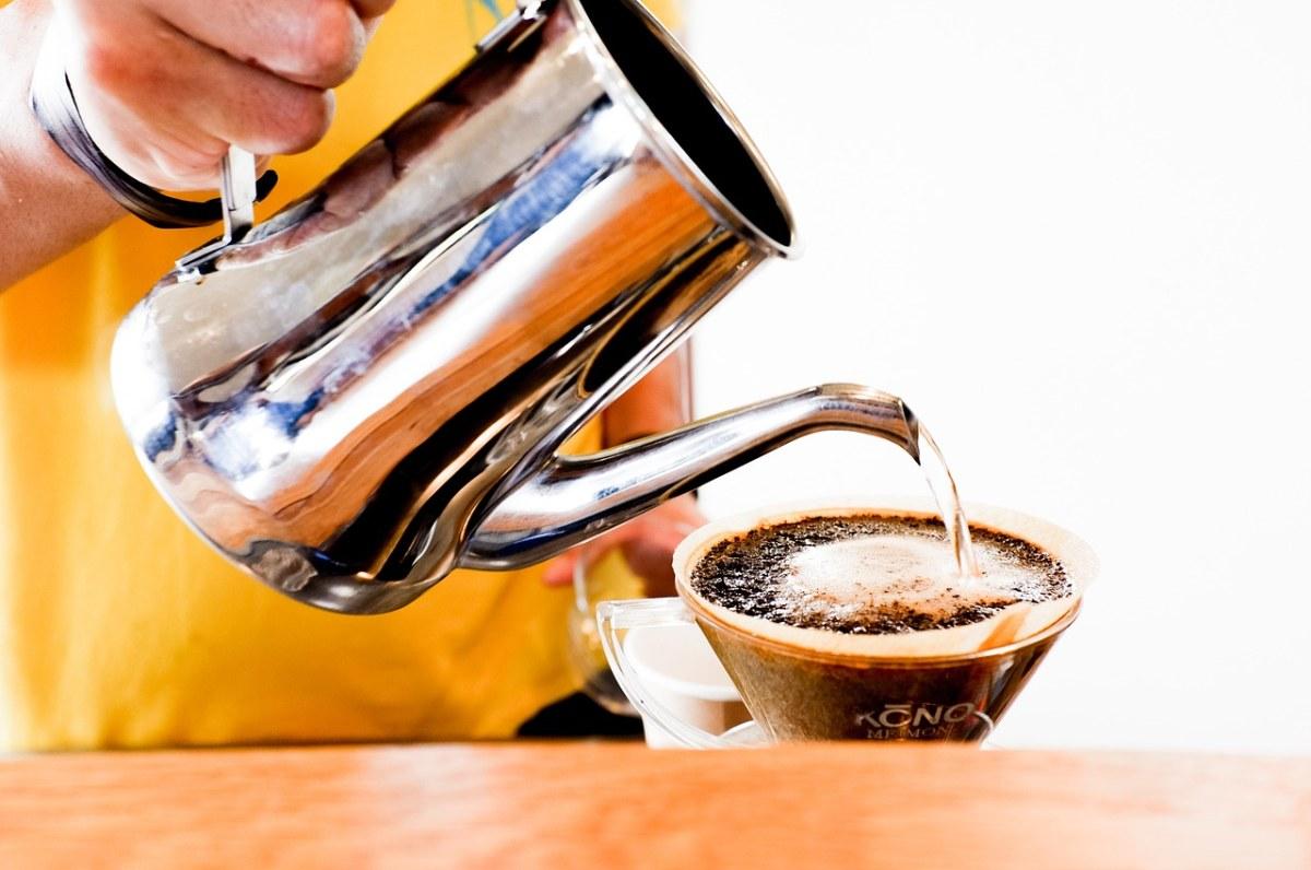 咖啡、投手、倒