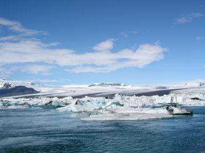 冰岛、冰川、浮冰