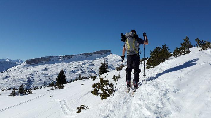 穷乡僻壤Skiiing、Ifen、滑雪