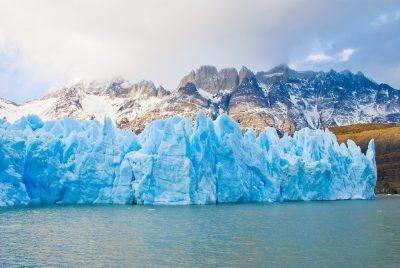冰川、巴塔哥尼亚、冰
