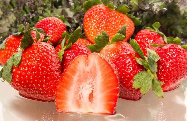 水果、草莓、食品