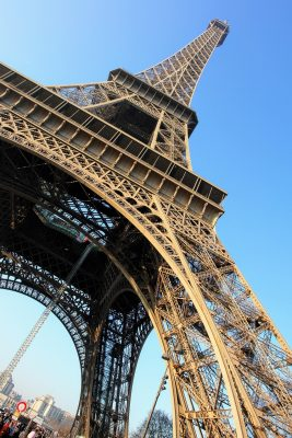 法国、埃菲尔铁塔、乐游艾菲尔