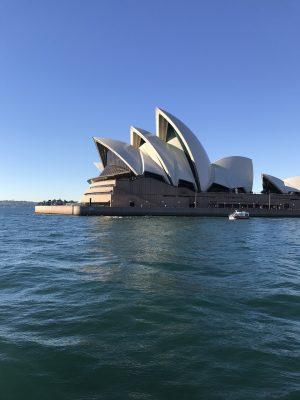 歌剧院、悉尼、里程碑
