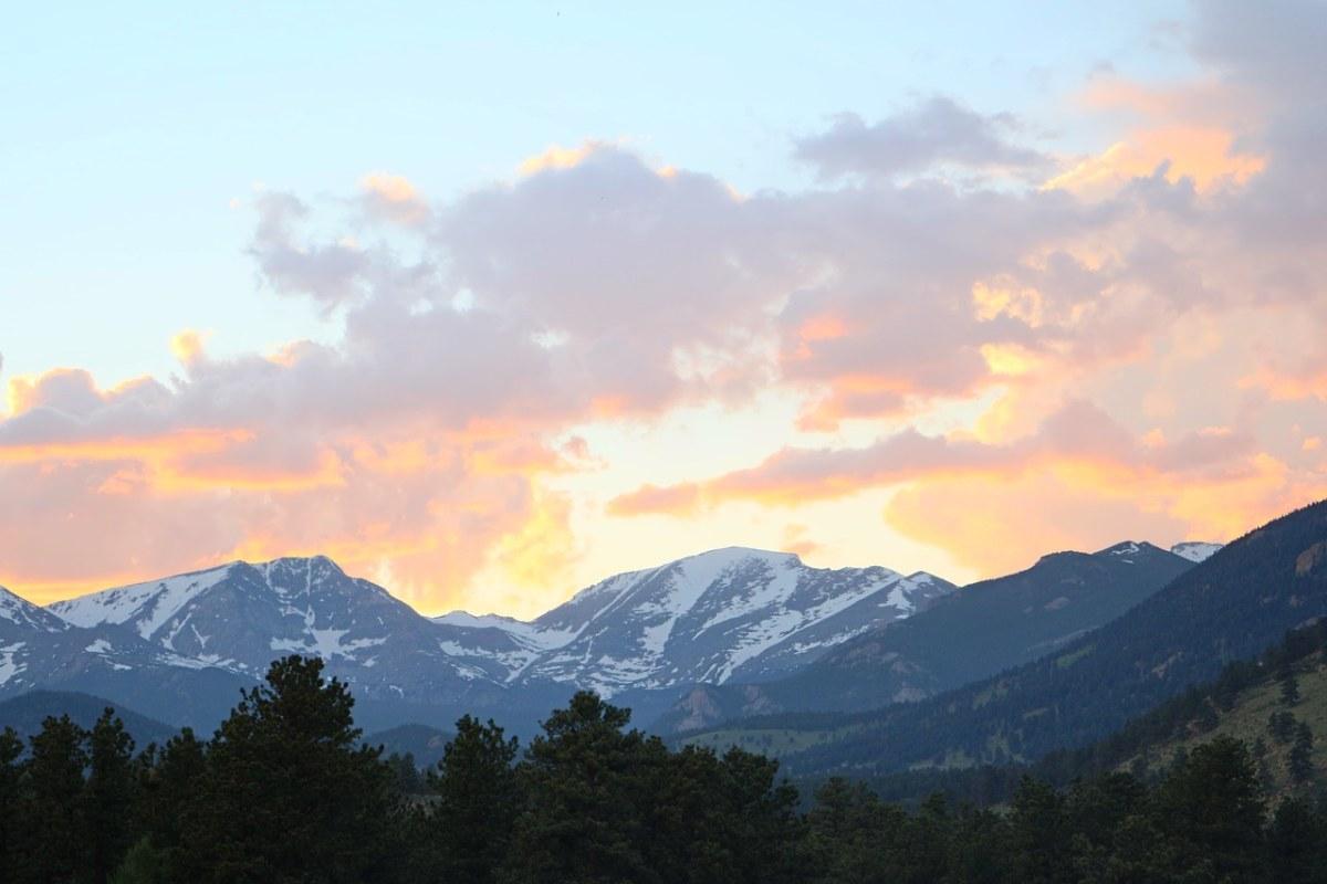 科罗拉多州、洛基山