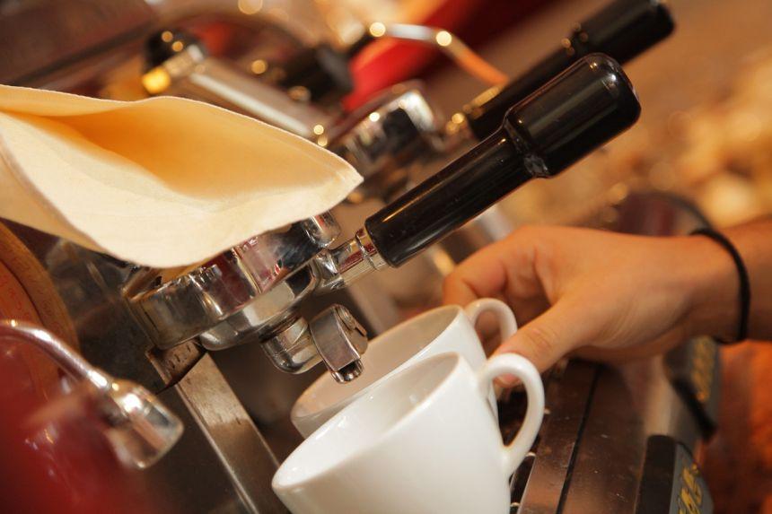 咖啡、茶、餐厅