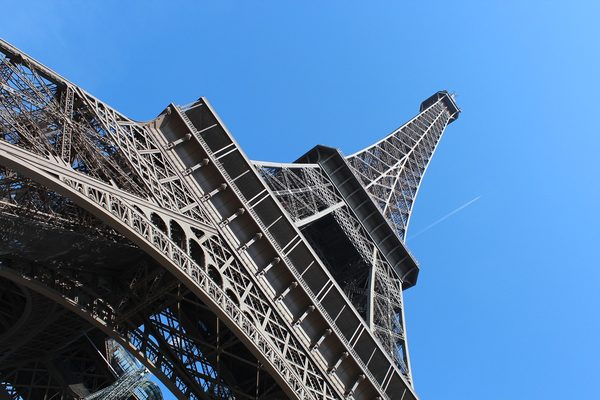 埃菲尔铁塔、巴黎、旅行
