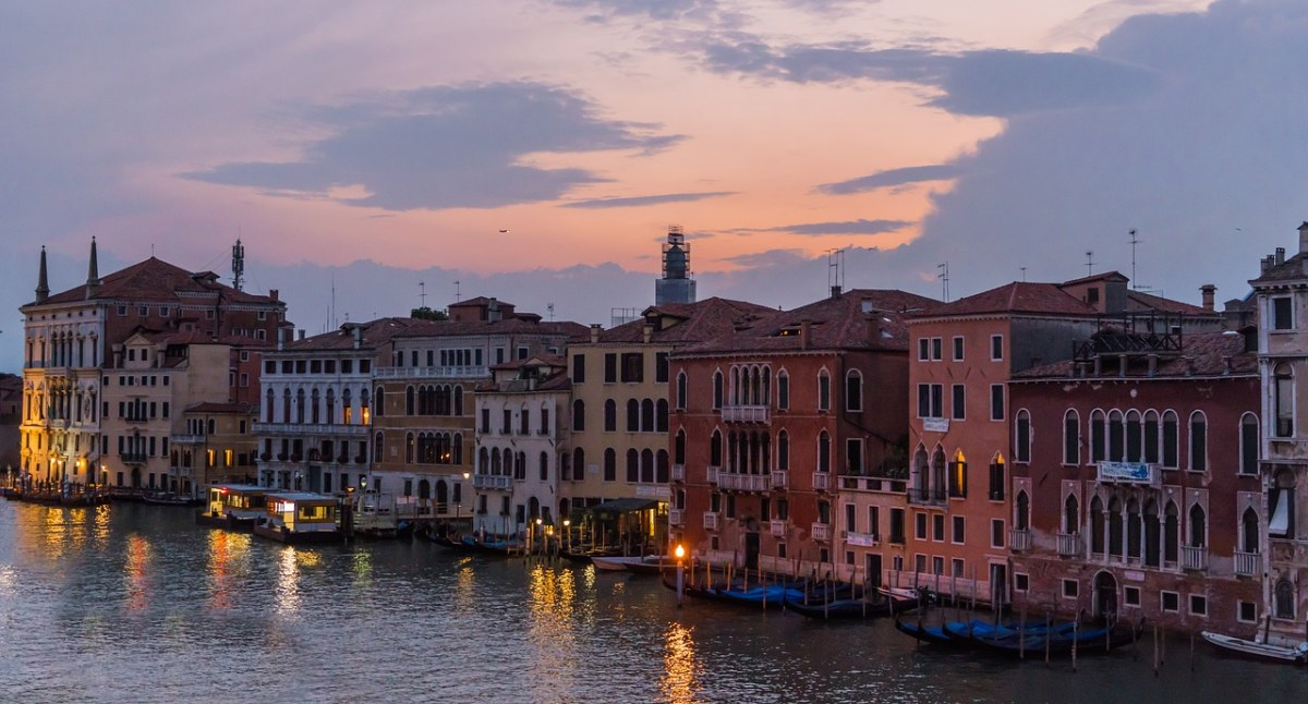 威尼斯、意大利、结构