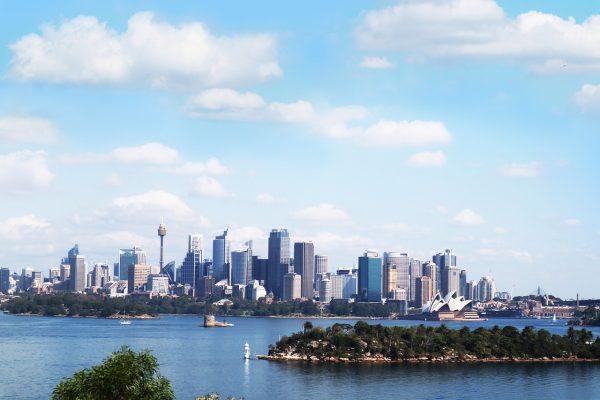 澳大利亚、悉尼、歌剧院